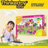 Brinquedo educacional plástico de DIY para crianças