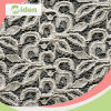 Tissu de fantaisie de lacet de Bangkok de configuration de lacet de bobine de modèle de tissu de lacet