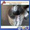 Fil obligatoire de fer de qualité/fer obligatoire galvanisé Wrie