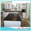 Gloire Kitchen ou Bathroom Prefab Quartz Countertops Almond Rocca avec Quartz Stone Slabs