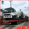 يستعمل ثقيل [إيسوزو] عجلة [كنكرت ميإكسر] شاحنة ([ديسل-10ب1], [كإكسز81ك])