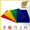 Hoja rígida colorida del PVC para la cubierta obligatoria