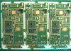 1 laag aan fr4-PCB van 4 Lagen met het Goud van de Onderdompeling