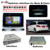 (15-16) GPS Navigator van Upgrade HD Touch Multimedia Video Interface Android van de Auto voor Benz B