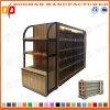 Novas prateleiras de loja de madeira de supermercado personalizado (Zhs264)
