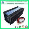 1000W DC12V AC110/120V 순수한 사인 파동 태양 변환장치 (QW-P1000B)