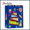 Sacchetto su ordinazione del cioccolato del documento di marchio della laminazione di festa di disegno opaco di compleanno
