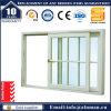 Aluminium-außendoppelverglasung-Badezimmer-schiebendes Fenster