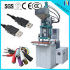 Cables From中国Factoryのための2015小さい15t Vertical Plastic Injection Molding Machine LC15t C