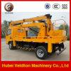 Rhd 120HP 12m Lift Platform Truck