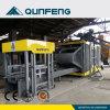 Het automatische Concrete Blok die van de Baksteen \ van het Cement Machine maken (QFT10-15G)