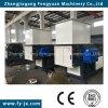 PP/PE/Pet/PVC/HDPE de Plastic Enige Ontvezelmachine van de Schacht