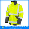 カスタム屋外の衣類の冬の高い可視性の安全作業衣類