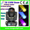 7r Sharpy Beam 230 Moving Head LED com Zoom