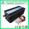 инвертор чисто синуса 2000W DC24V AC110/120V высокочастотный (QW-P2000B)