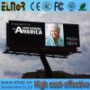 Highway Unipole Column LED Screen Board Waterproof P10 LED Billboard