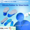 Dos Component Liquid Silicone Rubber para High Gel Making