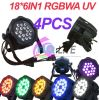 18LEDs 4in1/5in1/6in1 Waterproof IP65 PAR Cans