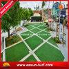 Duurzaam Kunstmatig Goedkoop Vals Gras voor het Huis van de Tuin van het Landschap