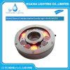 고성능 27W RGB DMX512 통제 LED 샘 반지 빛
