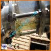 ディーゼル燃料の蒸留装置にリサイクルする混合された使用されたオイル