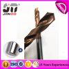 Jingnuoステンレス鋼のための2つのフルートの炭化タングステンの穴あけ工具