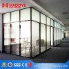 Porta de vidro geado da divisória do escritório