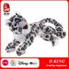 Le léopard de peluche de cadeau joue des peluches