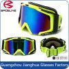 Double lunetterie de ski antibrouillard de Snowboard de sports d'hiver de la lentille UV400