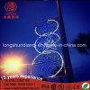 Luz decorativa de poste del adorno del LED Ramadan/Ramazan