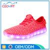 LEDの軽い靴の熱い販売人ライト靴