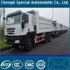 Iveco Hongyan 6X4 LHD 10wheels 쓰레기꾼 대형 트럭