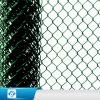 Fornecedor direto cerca quadrada revestida galvanizada da ligação Chain de engranzamento de fio do PVC