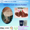 Silicone da platina FDA com a costa 20-40 um molde que faz a borracha de silicone