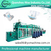 Maquinaria Semi automática da fralda do bebê do tecido ultra cabido do bebê