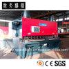 QC12Y-10X2500 CNC 유압 단두대 깎는 기계, CNC Hydraulc 강철 플레이트 절단기