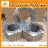 Hastelloy C22 N06022 Tuerca hexagonal de alta resistencia
