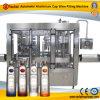 Automatische het Vullen van Vodak van de Zuiger Machine