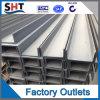 Grootte de van uitstekende kwaliteit van het Kanaal van het Roestvrij staal C met Concurrerende Prijs