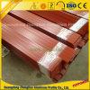 6061, 6063 verdrängten Aluminiumstrangpresßling-Profil für Gebäude und Möbel