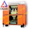 Pesaje transportado en contenedores móvil automático y unidad de empaquetamiento