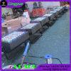 RGBW Indoor LED 54X3W Stage PAR Can com obturadores