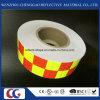 도매 2 색깔 격자 디자인 PVC 사려깊은 물자 테이프