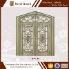 表玄関はまたは簡単な両開きドアデザインまたは部屋のドアのパネル模倣する