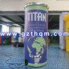 Бутылка PVC выставки гигантская раздувная/раздувная бутылка сока