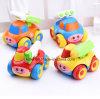 Kind-Auto spielt Plastikauto-Spielwaren für Kinder, Auto-Spielwaren