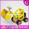 Het nieuwe Graafwerktuig W04A290 van het Stuk speelgoed van het Spel van de Jonge geitjes van het Ontwerp Grappige Houten
