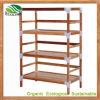 Bambus 4-Tiers Storage Shoes Rack Shelves