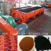 Mezcladora biaxial del mezclador del eje del doble del uso de carbón de briqueta