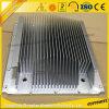 Disipador de calor de aluminio de la alta calidad con el ventilador del aire